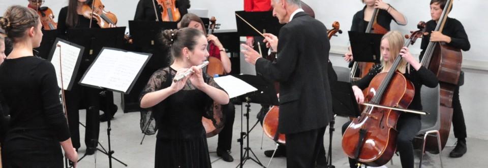 Solotutti Jugendorchester meets St. Petersburger SolistInnen